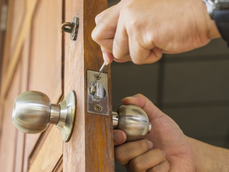 Commercial Lockout Services